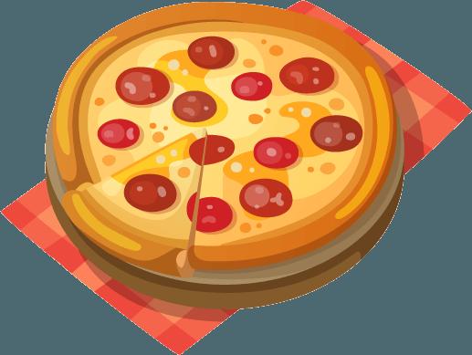 wybierz dania pizze jedzenie