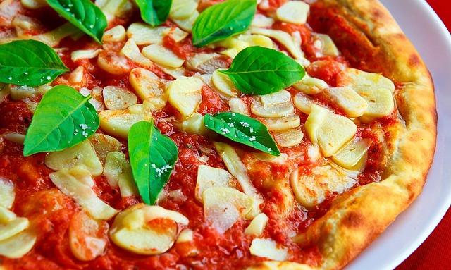 pizza z rekordem świata
