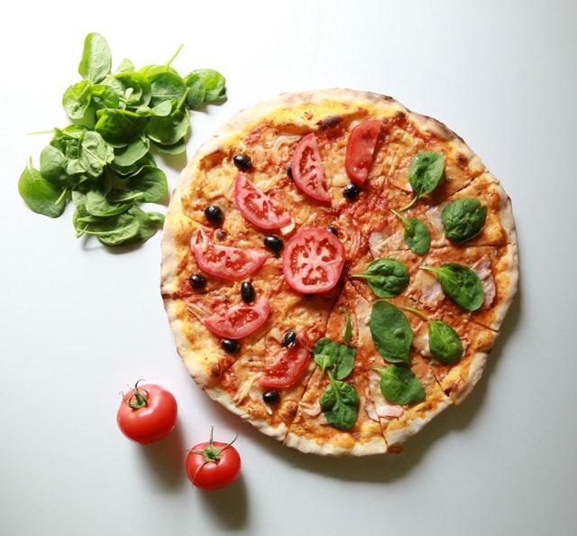 mrożona pizza to zły pomysł