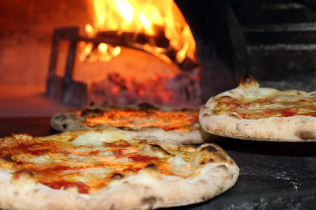 dobra pizza alternatywą dla typowych fast foodów