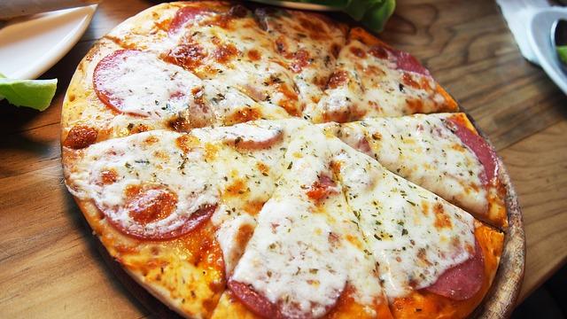 pizza jako najlepszy motywator do pracy