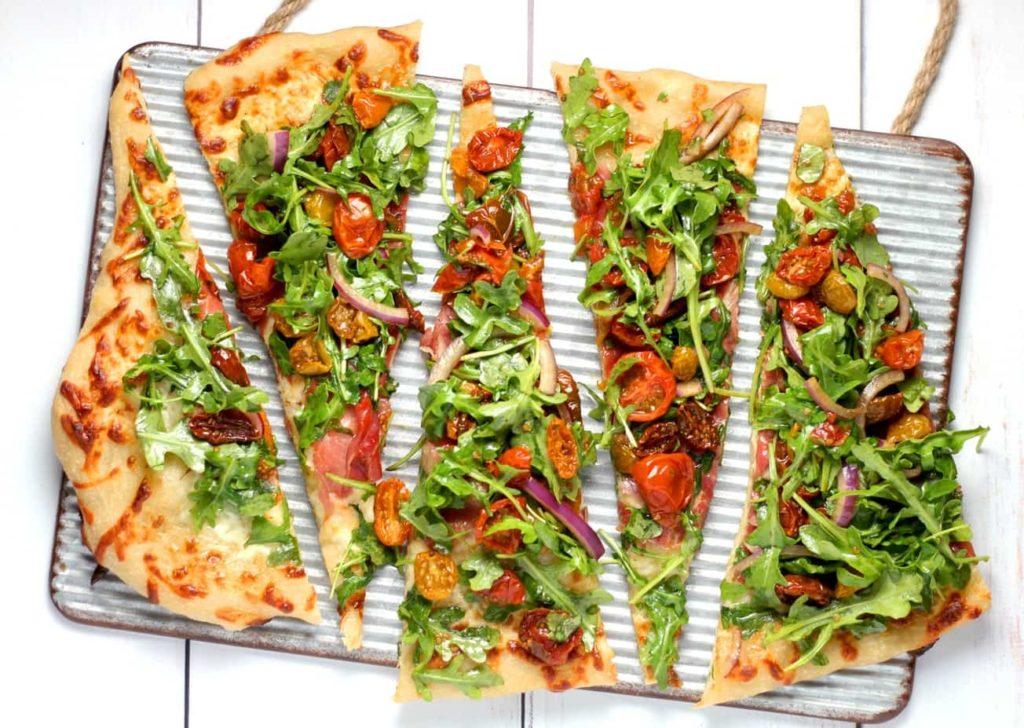 Najlepsze pizze wegetariańskie