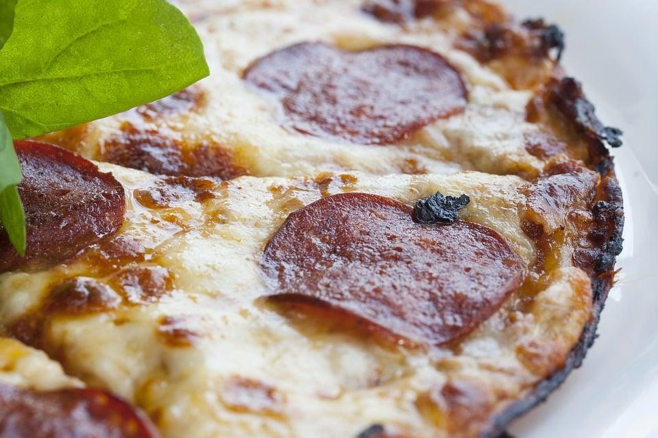 Ranking składników mięsnych do pizzy