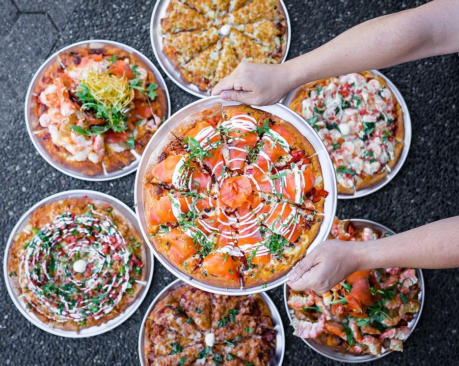 Pizzeria na Alasce, która dostarcza pizzę samolotem