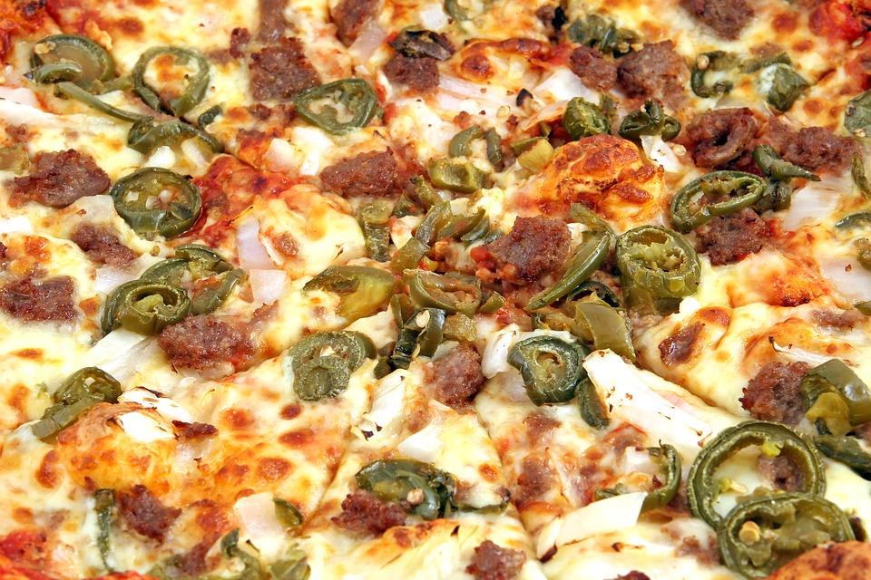 Gdzie zjeść można najostrzejszą pizzę świata?