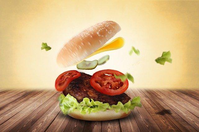 Jak prawidłowo trzymać burgera?